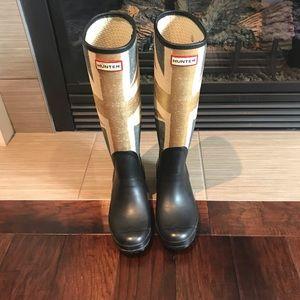HUNTER Original British' Rain Boot 9